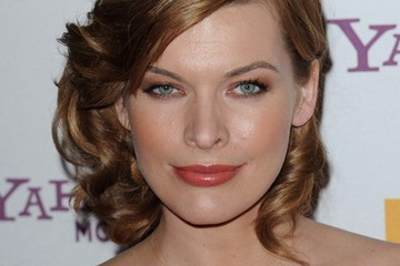 Milla Jovovich's Hairstyle