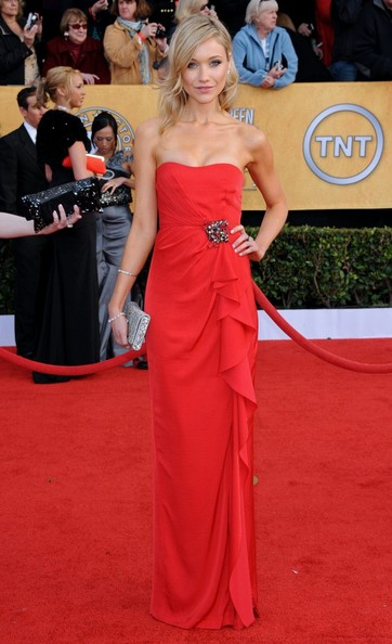 Katrina+Bowden in 17th Annual SAG Awards
