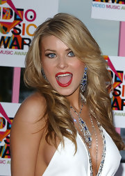 Carmen Electra was dripping in jewels at the 2004 MTV Video Music Awards.