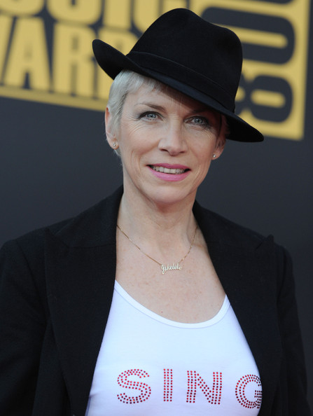 More Pics of Annie Lennox Fedora (1 of 3) - Annie Lennox Lookbook - StyleBistro