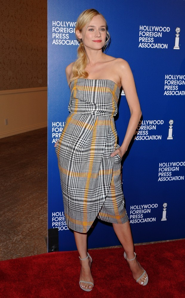 Celebs at the HFPA Luncheon