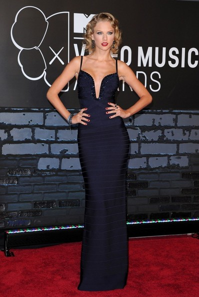 Herve Leger's Bandage Magic at the MTV Video Music Awards