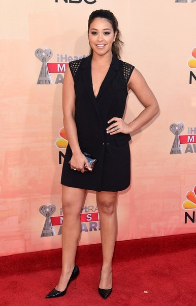 In Kempner At The 2015 iHeartRadio Music Awards