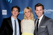 Andrew Rannells and Georgia King Photo