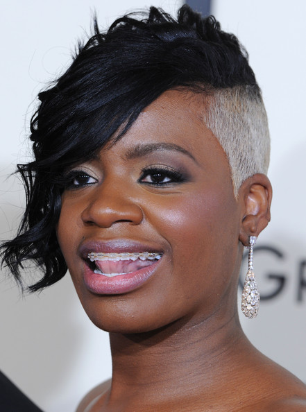 Fantasia+Barrino in 50th Annual GRAMMY Awards