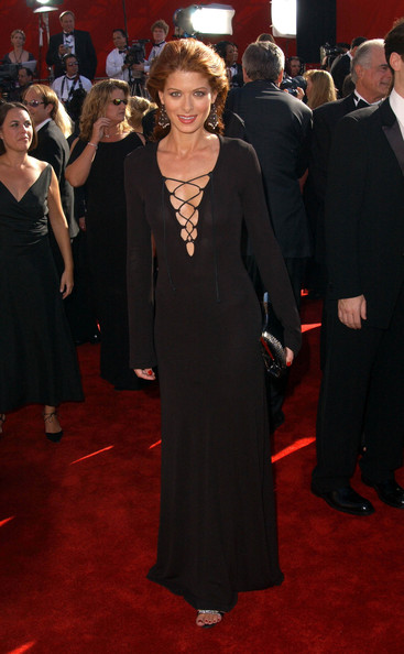 Debra Messing 2002 Emmy Awards