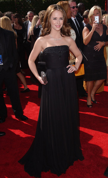 Jennifer Love Hewit 2007 Emmy Awards