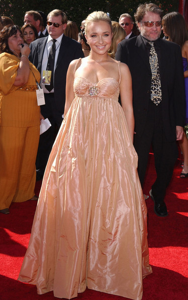 Hayden Panettiere in Marc Bouwer, 2007