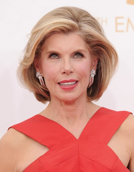 More Pics of Christine Baranski Evening Dress (1 of 3) - Evening Dress Lookbook - StyleBistro