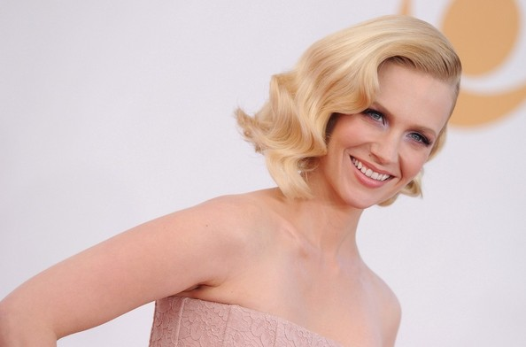 More Pics of January Jones Strapless Dress (1 of 11) - January Jones Lookbook - StyleBistro