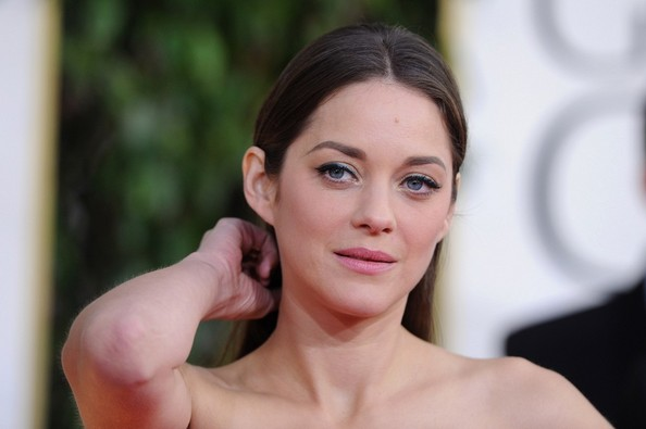 More Pics of Marion Cotillard Strapless Dress (3 of 12) - Marion Cotillard Lookbook - StyleBistro