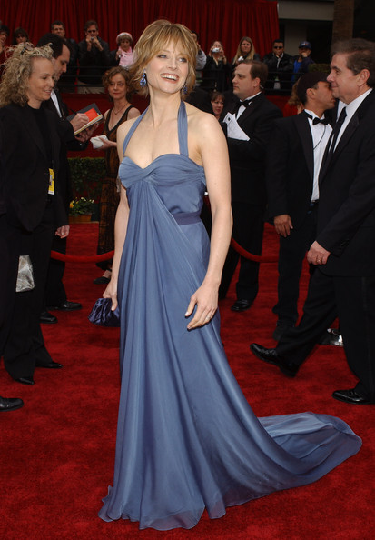 Jodie Foster in Vera Wang