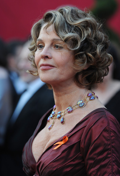 Julie Christie's Curls