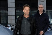 Aaron Eckhart Leather Jacket