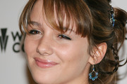 Addison Timlin Dangling Gemstone Earrings