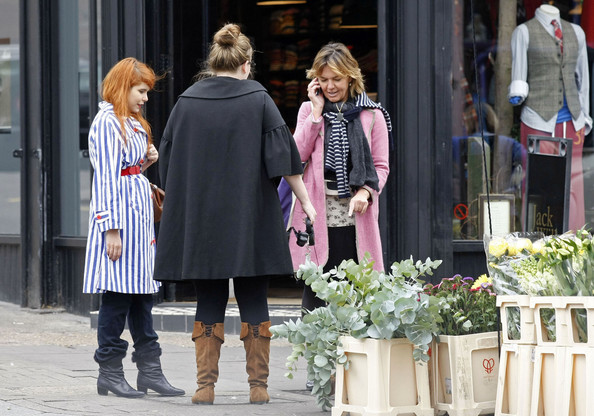 More Pics of Adele Knee High Boots (3 of 4) - Adele Lookbook - StyleBistro
