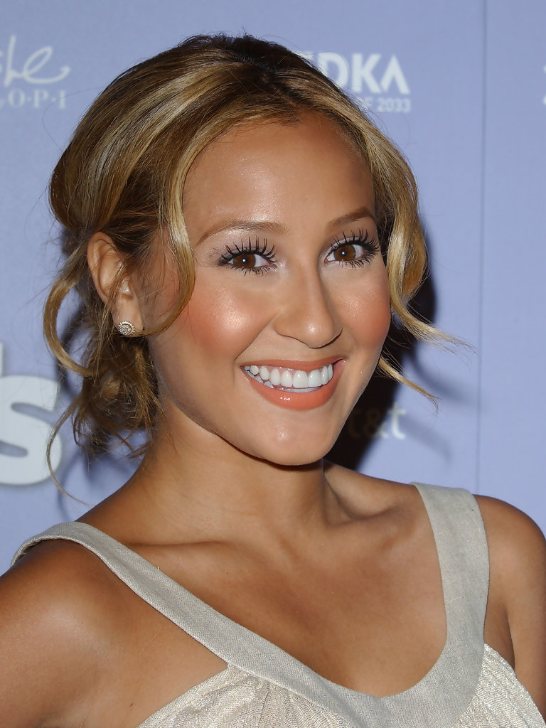 adrienne bailon false eyelashes adrienne bailon