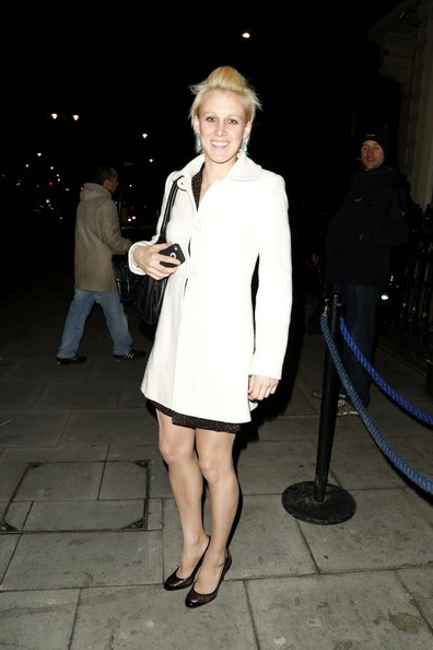 Alex Danson Wool Coat