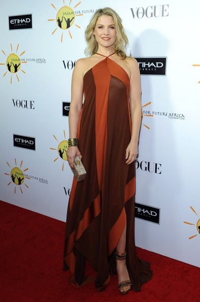 Ali Larter Halter Dress