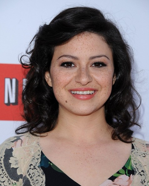 Alia Shawkat Beauty