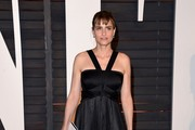 Amanda Peet Box Clutch