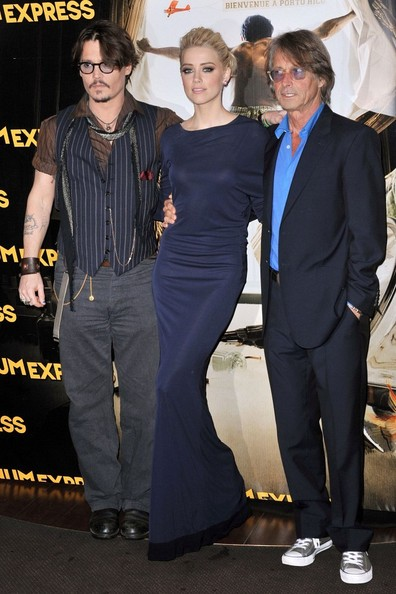 Rum Diary French Premiere
