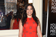 America Ferrera Box Clutch