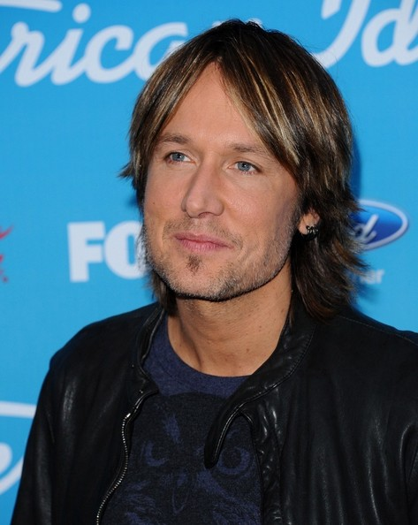 More Pics of Keith Urban T-Shirt (1 of 8) - Keith Urban Lookbook - StyleBistro