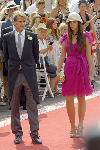 Andrea Casiraghi Clothes