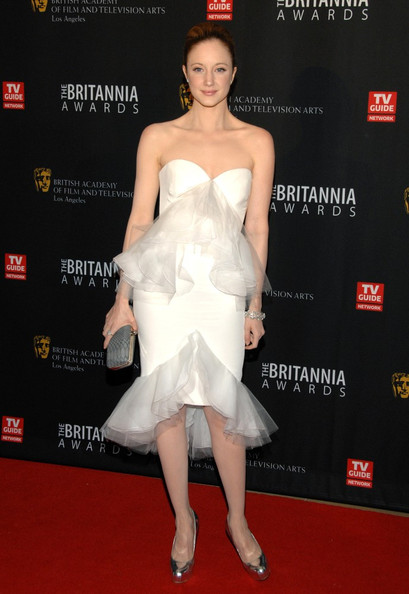 Andrea Riseborough Cocktail Dress