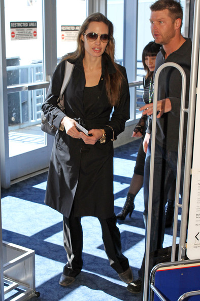 More Pics of Angelina Jolie Classic Backpack (1 of 8) - Classic Backpack Lookbook - StyleBistro