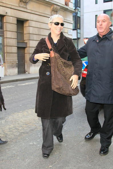 Annie Lennox Oversized Shopper Bag