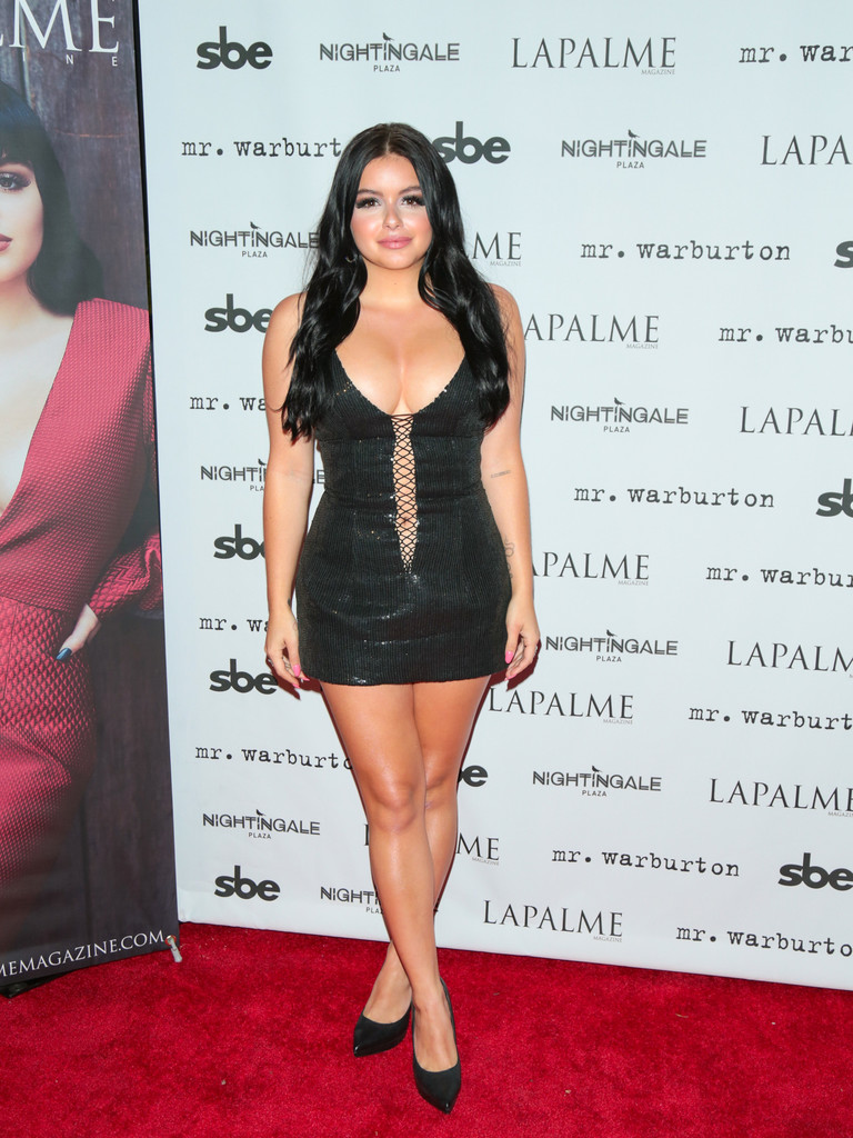 Ariel Winter Sequin Dress Fashion Lookbook Stylebistro
