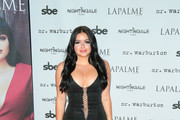 Ariel Winter Sequin Dress