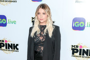 Ashley Benson Leather Pants