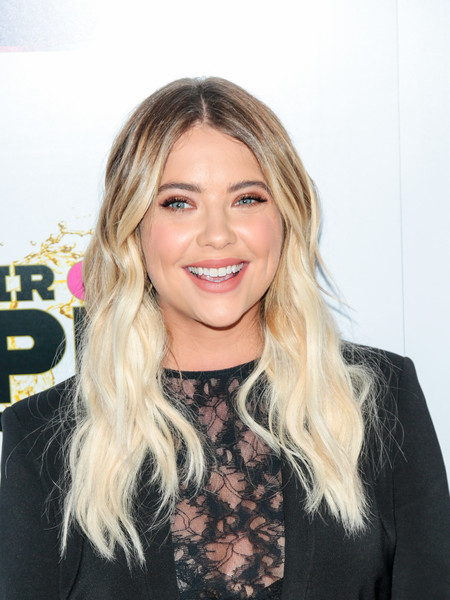 Ashley Benson Ombre Hair []