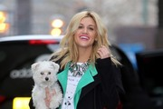 Ashley Roberts Wool Coat