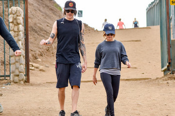 Ashley Tisdale Christopher French Christopher French and Ashley Tisdale Take a Hike