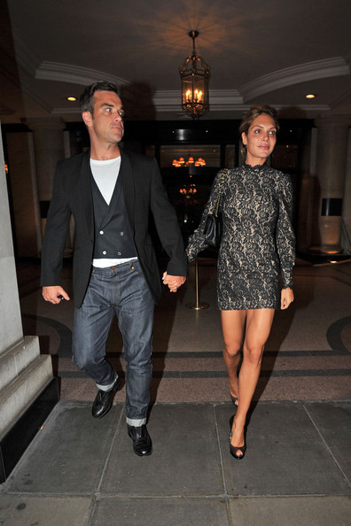 Ayda Field Mini Dress