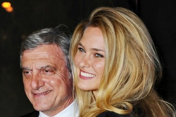 Bar Refaeli Sidney Toledano Bar Refaeli Out in Paris