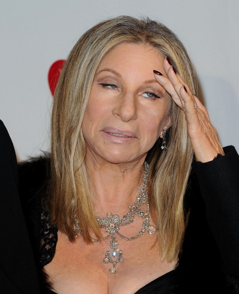 Barbra Streisand Jewelry