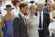 Beatrice Borromeo Beaded Dress