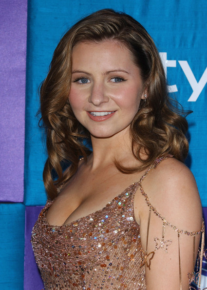 Beverley Mitchell Long Curls
