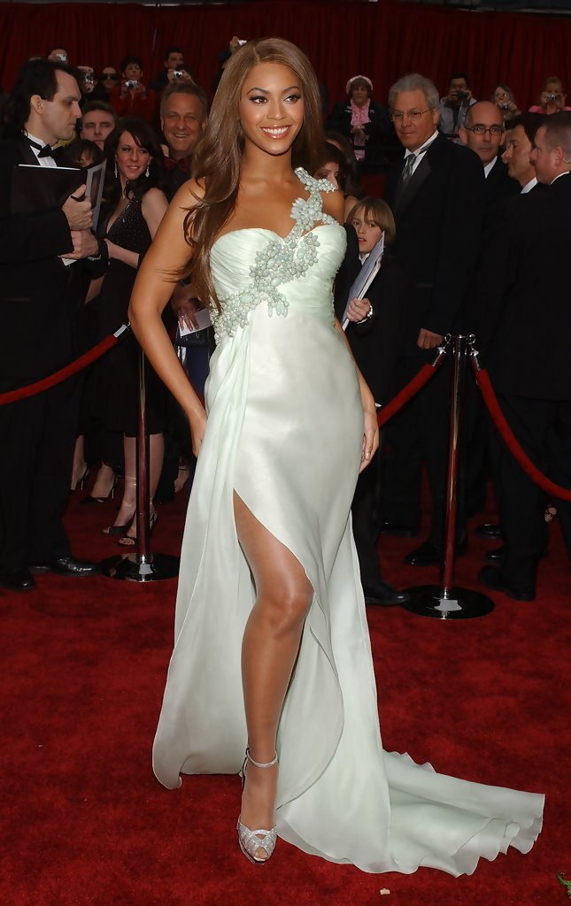 Beyonce Knowles Evening Dress Beyonce Knowles Dresses