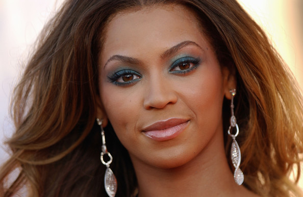 Beyonce Knowles Jewel Tone Eyeshadow