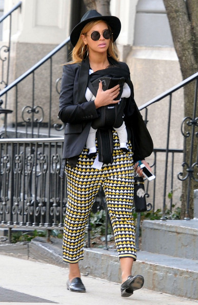Beyonce Knowles Slacks