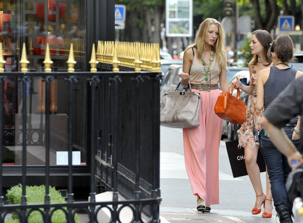 Blake Lively Accessories