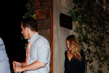 Blake Lively Ryan Reynolds Ryan Reynolds and Blake Lively Together in Spain