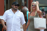 Brooke Hogan Strappy Sandals