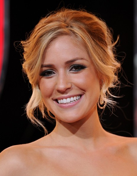 More Pics of Kristin Cavallari Jewel Tone Eyeshadow (1 of 9) - Kristin Cavallari Lookbook - StyleBistro